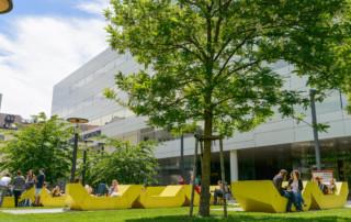 Biozentrum Innsbruck, Copyright MUI/Franz Oss