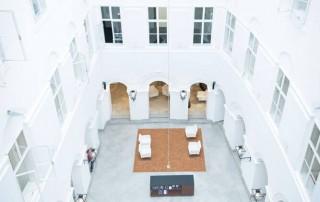 webster university innenhof