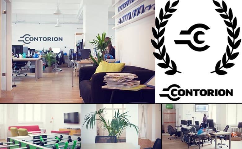 Contorion award 2016 for Interior design studieren