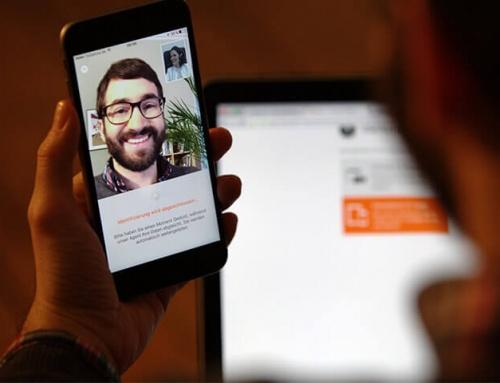 Studentenkonto per Video-Identifizierung eröffnen