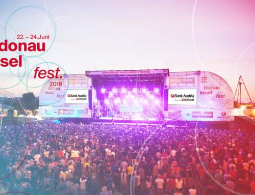Vielfältige Sport-, Action- und Fun-Highlights auf dem 35. Donauinselfest