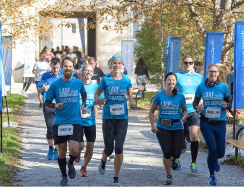 12. Krebsforschungslauf der MedUni Wien