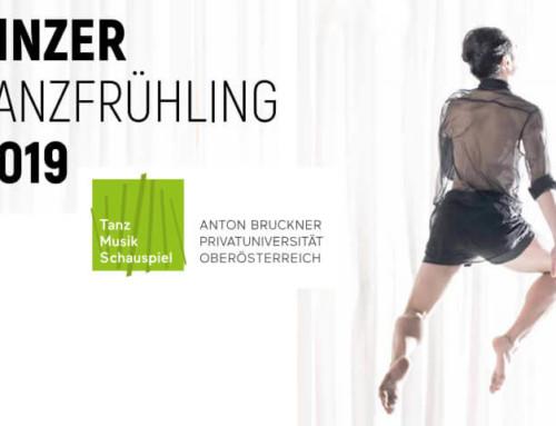 """Erster """"Linzer Tanzfrühling"""": Kooperationsprojekt von Stadt und Land macht Linz zur Tanzstadt"""
