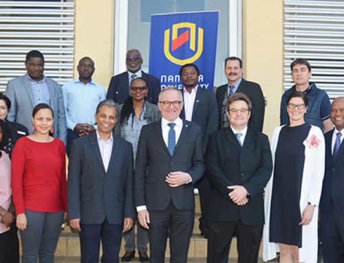 FH Salzburg goes Namibia