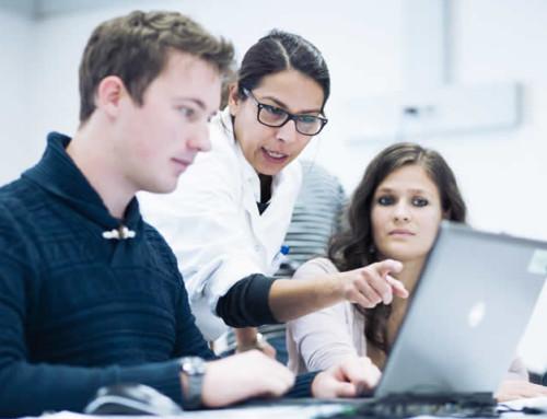 Med Uni Graz ist Vorreiter bei Mobile Learning