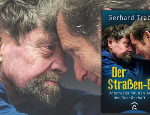 """Buch-Tipp: """"Der Straßen-Doc"""" von Gerhard Trabert"""