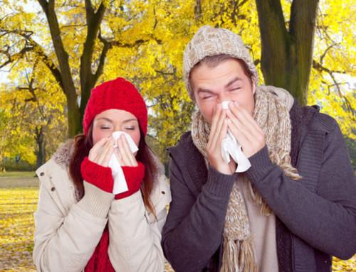 Allergiker sind stressanfälliger und neigen zur Unterdrückung von Emotionen