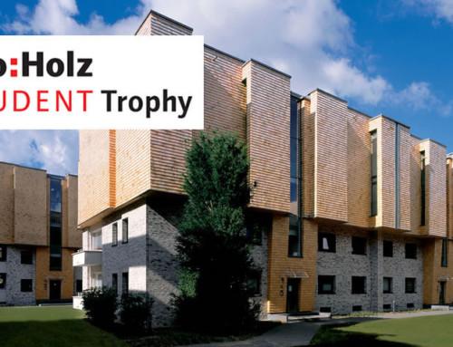 Kick-off für die proHolz Student Trophy 2020