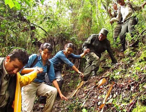 Naturschutzforschung in der Praxis anwenden