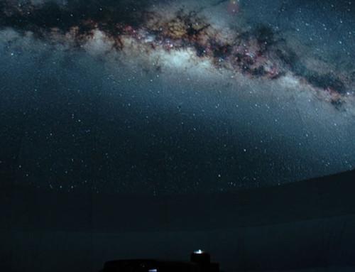 Mobiles Planetarium feiert 10.000 Besucher*innen